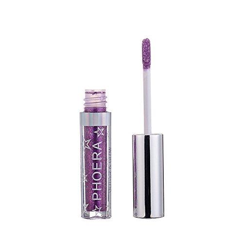 MORETIME sombra de ojos cosmética Shimmer Crema de Maquilla
