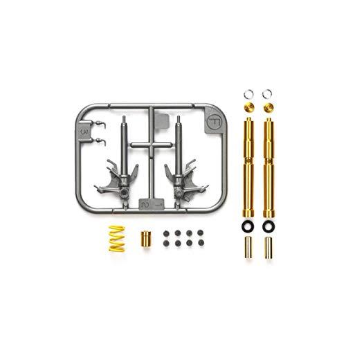 Tamiya 12684 12684-1:12 - Juego de Tenedores para Yamaha YZF-R1M 14133 (plástico)