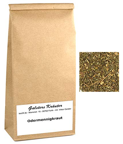 400g Odermennigkraut Odermennig-Tee Wildsammlung | Galsters Kräuter