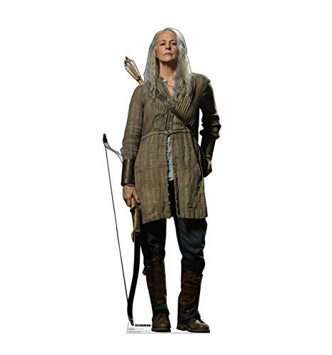 Advanced Graphics Carol Peletier Pappaufsteller in Lebensgröße – AMC\'s The Walking Dead
