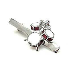 Gifts-for-Drummers-Tie-Clip