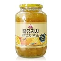 オットギ 三和 蜂蜜ゆず茶1kg 9本セット 1ケース お徳用 柚子茶 韓国お茶 健康茶 ハチミツ柚子茶