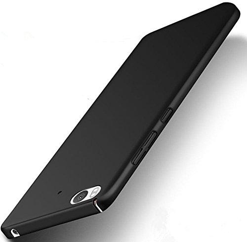 """XMT Xiaomi Mi 5S 5.15"""" Custodia,Ultra Sottile PC Back Case Protettiva Custodia per Xiaomi Mi 5S Smartphone (Nero)"""