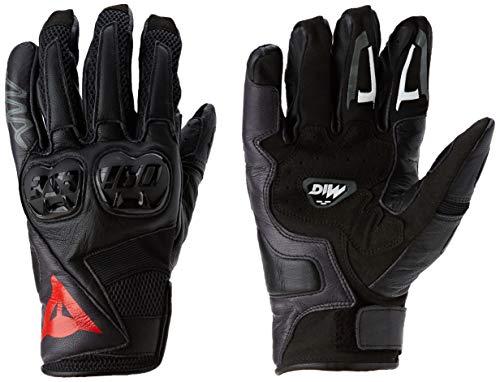 Dainese-MIG C2 UNISEX Handschuhe, Schwarz/Schwarz/Schwarz, Größe L