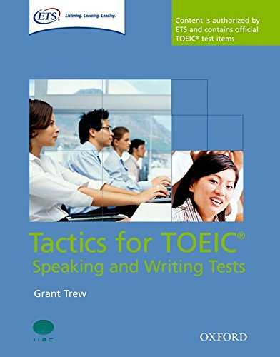 Tactics for TOEIC Speaking and Writing Test Pack (Preparation Course for TOEIC Test)