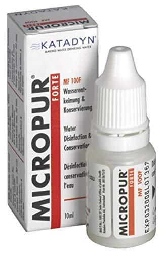 Micropur Forte MF 100F 10ml Wasserentkeimung Trinkwasser