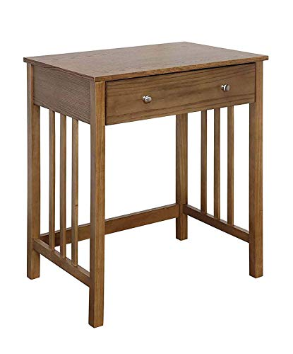 Convenience Concepts Designs2Go Mission Desk, Driftwood