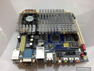 VIA EPIA-EN15000G Industrial Mini ITX Mainboard CN700,1.5 GHz C7 CPU, LESEN