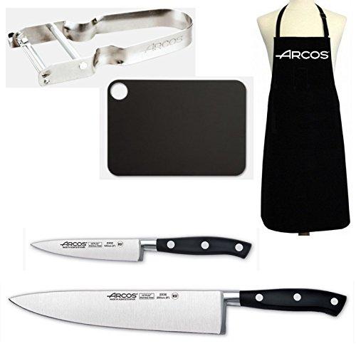 Arcos 839720 – Couteaux de cuisine 4 pièces