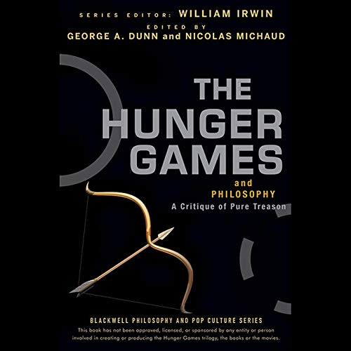 The Hunger Games and Philosophy cover art