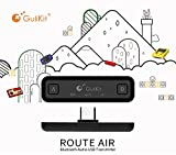 GuliKit Route Air Bluetooth Audio USB Adapter Transmitter for Nintendo Switch & Lite & PS4, PS5, PC, USB-C to A Wireless Connector, Easy to Connect with AirPods and All Bluetooth Speakers/Headphones