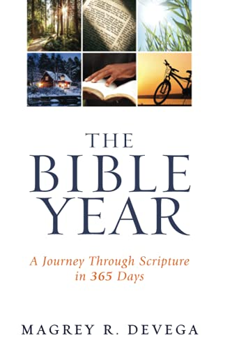 The Bible Year Devotional: A Journey Through Scripture in 365 Days