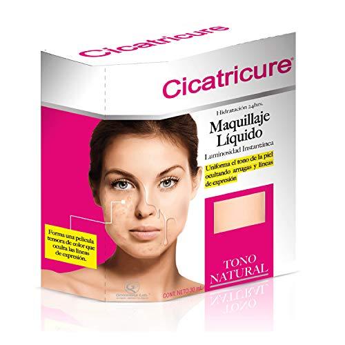 Cicatricure Maquillante Líquido Natural 30 ml