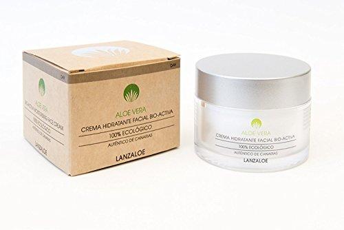 Lanzaloe Feuchtigkeitsspendende Gesichtscreme Bio-activa (Tag) 50ml