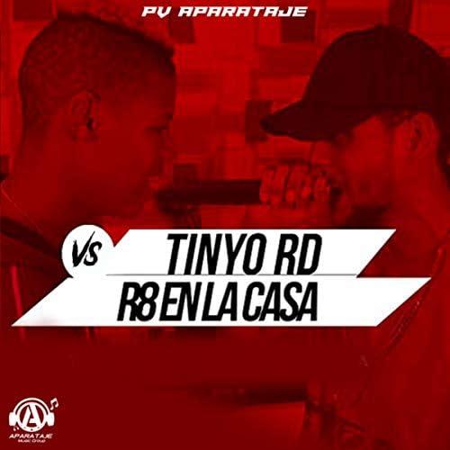 Tinyo RD, R8 En la casa & PV Aparataje