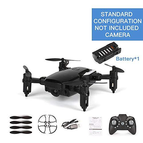 LF606 Mini Pocket RC Drone Quadcopter Telecomando Pieghevole Droni Altitude Hold Giocattoli RC Altitude Hold modalità Headless - Nero