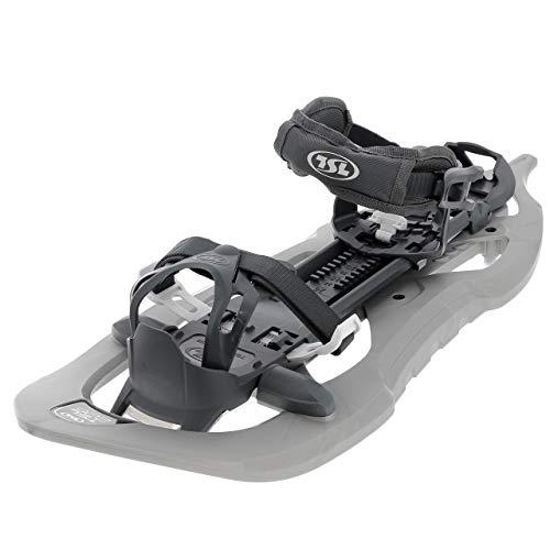 professionnel comparateur TSL – 226 Escape Easy Metallic – Raquettes à neige – Gris anthracite foncé – Taille unique choix