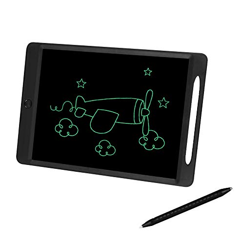 Writing Tablet,Tickas LCD Writing Tablet 11.5 Inch Erasable Pressure-sensitive Double-headed Pen Drawing and Writing Board for Kids & Adults Eye-protective Handwriting Paper Doodle Pad