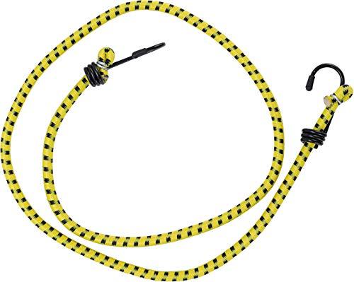 Kraftmann 85510 | Gepäckspanner | 1000 - 1600 mm | mit Haken | Spanngummi / Gummispanner