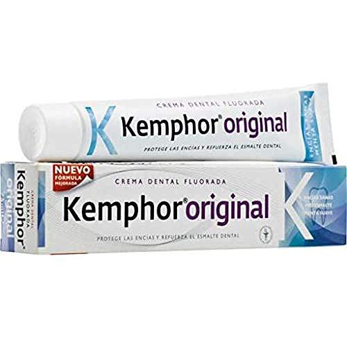 Kemphor Fluor - Pasta de dientes, 75 ml