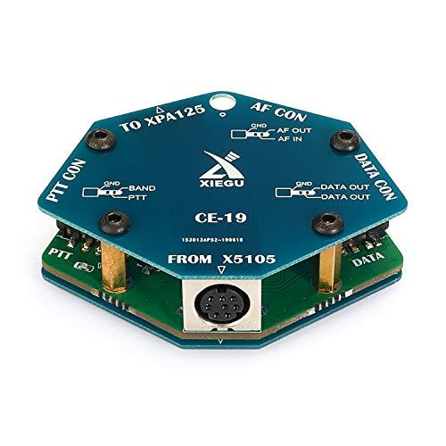 Xiegu CE-19 Datenschnittstellen Erweiterungskarte für X5105, G1M, G90, XPA125B HF Transceiver