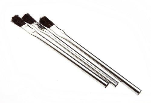 Forney 60300 Solder Flux Brush, 3-Pack