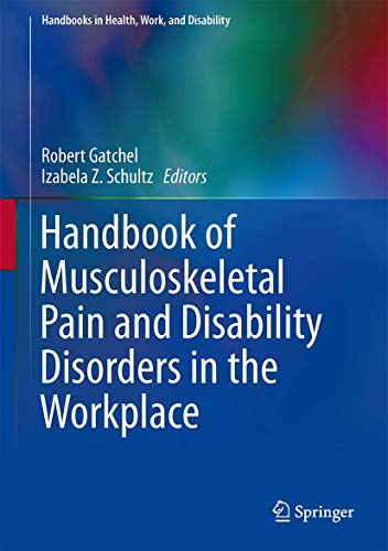 Handbook of Musculoskeletal Pain...