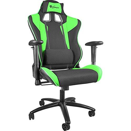 Silla Gaming GENESIS Nitro 770 Verde