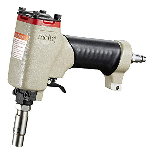 tools air nailers meite 1170 Diameter 29/64-Inch Pneumatic Deco Nailer Decorative Nailer Air Drawing Pin Gun for Upholstered Furniture