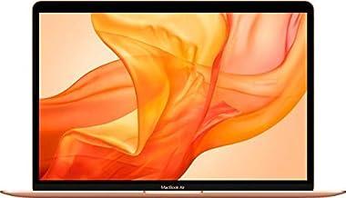 "Apple MacBook Air 13.3"" (i5-1030ng7 8gb 256gb SSD) QWERTY U.S Teclado MWTJ2LL/A Principio 2020 Oro (Reacondicionado)"