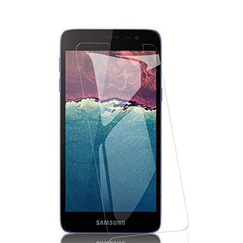RIIMUHIR Protezioni per Lo Schermo perr Samsung Galaxy J2 Core [3 Pezzi], Pellicola Vetro Temperato 9H Durezza, Protettiva in Vetro Temperato per Samsung Galaxy J2 Core Ultra-Chiarezza