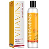 Nourish Beaute Vitamins Conditioner for Hair Loss that Promotes Hair Regrowth, Volume and Thickening...
