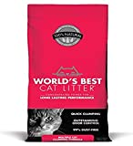 World's Best Cat Litter, Clumping Litter Formula...