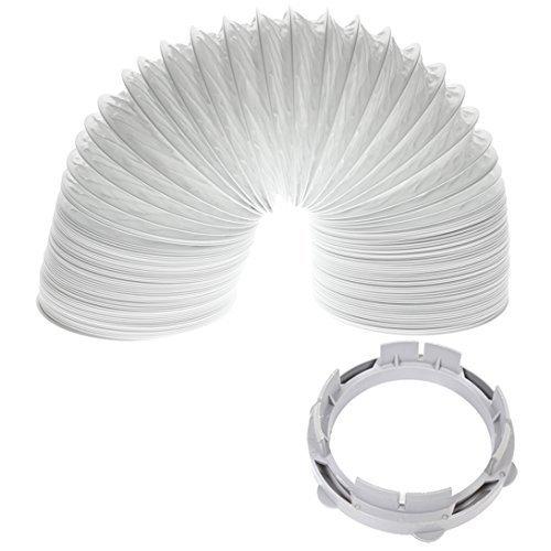 White Knight / Crosslee Tumble Dryer Vent Hose Condenser Adaptor Kit (4m / 4