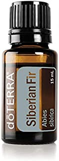doTERRA - Siberian Fir Essential Oil - Helps to Balance Emotions and Soothe Anxious Feelings, Provides Soothing Effect in Massage, Relaxing Aroma; for Diffusion, Internal, or Topical Use - 15 mL