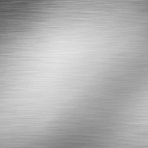 GAH-Alberts 467463 Glattblech | Edelstahl | 250 x 500 x 0,5 mm