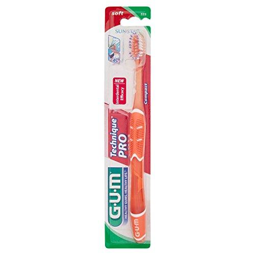 GUM Technique PRO Zahnbürste weich