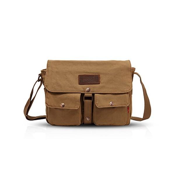 41Dg4lpzB+L. SS600  - FANDARE Messenger Bag Crossbody Bolso Bandolera Shoulder Bag Portátil Estudiante Viaje Trabajo Escuela Bolsa Mensajero…