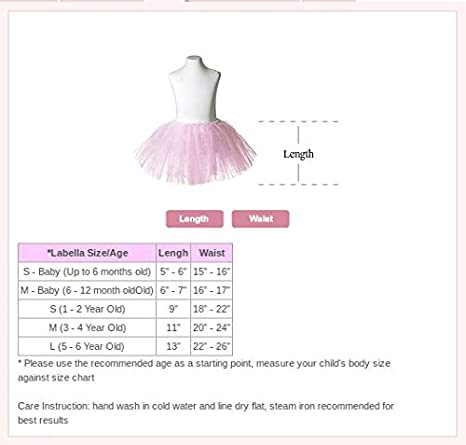 Fairy Princess Tutu Costume Set For Girls Dress up and Ballet Dance