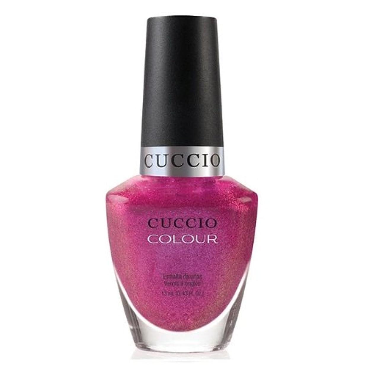 脊椎チラチラするカナダCuccio Colour Gloss Lacquer - Femme Fatale - 0.43oz/13ml