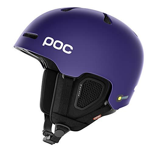 POC Fornix, Lightweight Well-Ventilated Helmet, Lead Blue, M/L
