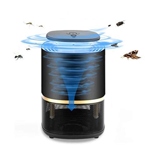 ZIXUAP USB-Moskito-Lampen-Ausgang energiesparende elektronische 5W elektronische Moskito-Lampen-Lampe geführte Moskito-Innenlampe Intelligente optisch gesteuerte Weg-Nachtnachtutzungslampe für Sommer