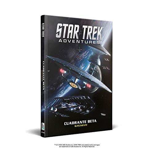 Holocubierta- Star Trek Juego de rol - Cuadrante Beta, Color (HOLSTA04)
