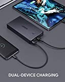 Zoom IMG-1 aukey powerbank 20000mah caricabatterie portatile