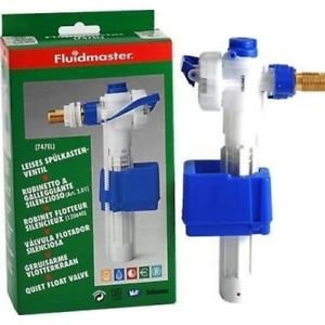 ITS TODINI articolo 3.01 Fluidmaster Valvola di riempimento a galleggiante 3/8 di nuova generazione per cassette WC
