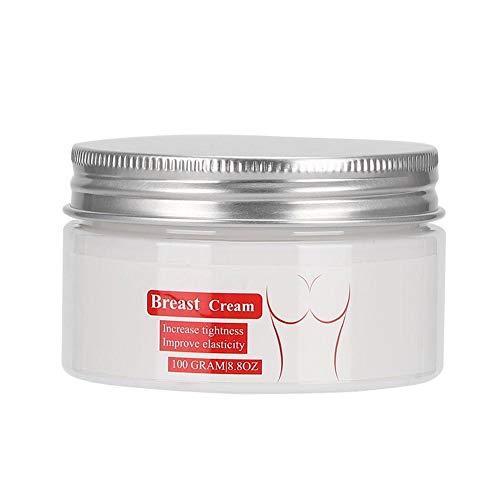 Crema para agrandar los senos, crema hidratante para agrandar los senos, reafirmante, para levantar los senos, para mejorar el cuidado del pecho 100g