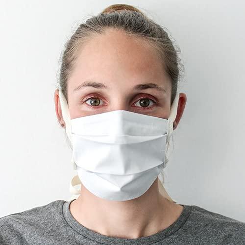 DIGITALRISE Vprotect 1 Stück Wiederverwendbare und industriell waschbare Mehrweg Nasen-Mund-Maske - 100% Made in Vorarlberg/Austria