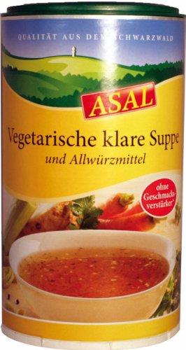 Asal Vegetarische Suppe ohne Geschmacksverstärker 500 g