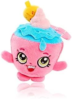 Shopkins Plush Hanger Keychain Backpack Clip (Cupcake Chic)
