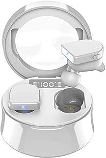 Tung bas hörlurar öronsnäckor hörlurar Snygg bärbar Bluetooth 5.0 Sport Headphones HD stereo öronproppar TWS True Wireless...